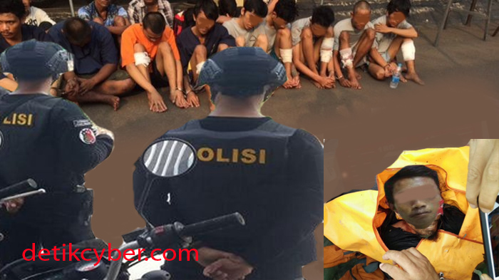Puluhan Kali Melakukan Pembegalan Bos Geng Bad Boys Ditembak Mati