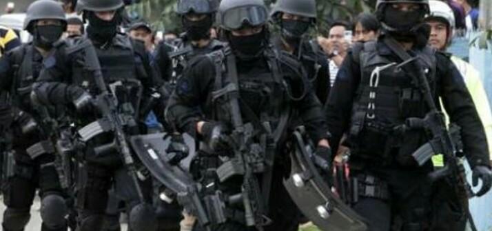Densus 88 Kembali Tangkap Teroris Di Sragen