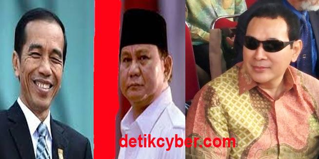 Pilih Jokowi atau Prabowo, Tommy Soeharto Sesuai GNPF