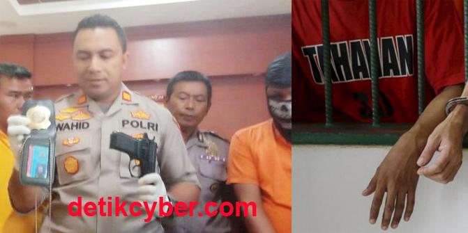 Ngaku BNN Peras Warga Ditangkap Polisi