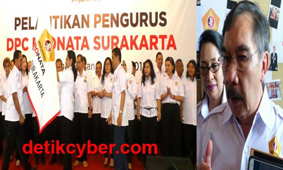 Antasari Azhar : Lantik Pronata Solo – Jokowi Harus Menang