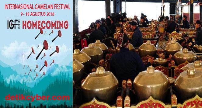 Solo Gelar International Gamelan Festival Diikuti Komposer Dunia