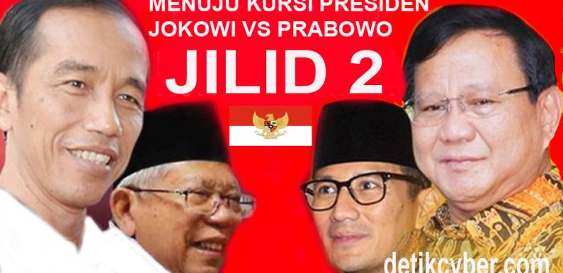 Hari Ini, Prabowo-Sandi Jalani Tes Kesehatan