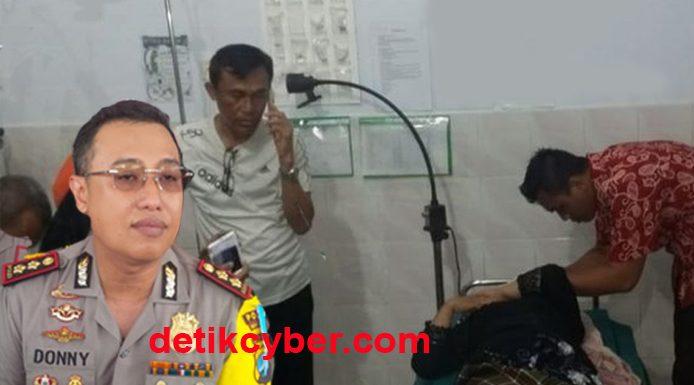 Polisi Amankan Pelaku Penganiayaan Ibu Lurah Yang Dibuang Ke Sungai