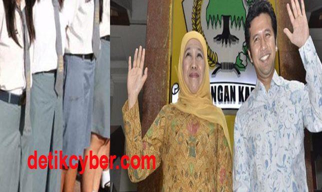 Khofifah Akan Gratiskan Pendidikan SMA/SMK dan Beri Intensif GTT – PTT