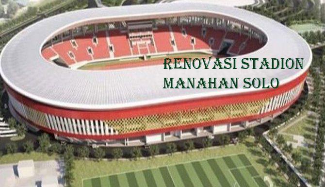 Siapkan Anggaran 301 M, Solo Bakal Miliki Stadion Megah Bertaraf Internasional