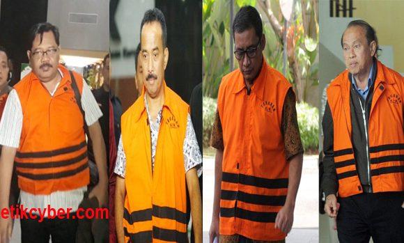 KPK : Penyuap Bupati Tulungagung dan Walikota Blitar Segera Disidangkan