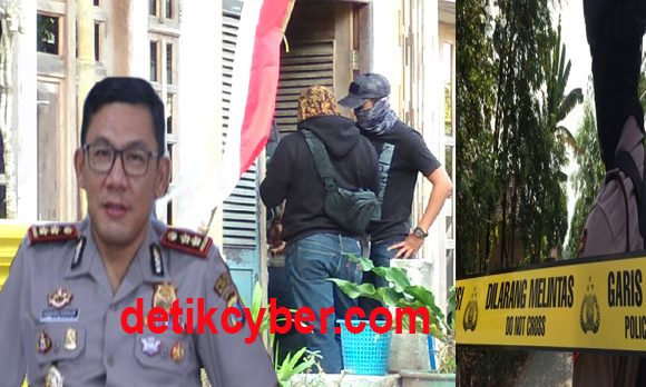 Densus 88 Tangkap Satu Lagi Terduga Teroris Di Blitar