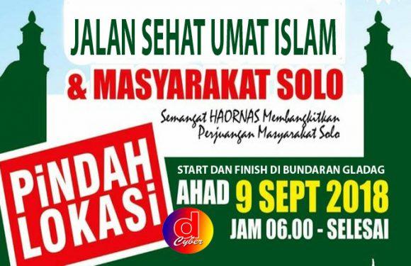 """Amien Rais: Jalan Sehat Umat Islam Sukses, """"Bukti Jokowi Sudah Tidak Laku Di Solo"""""""