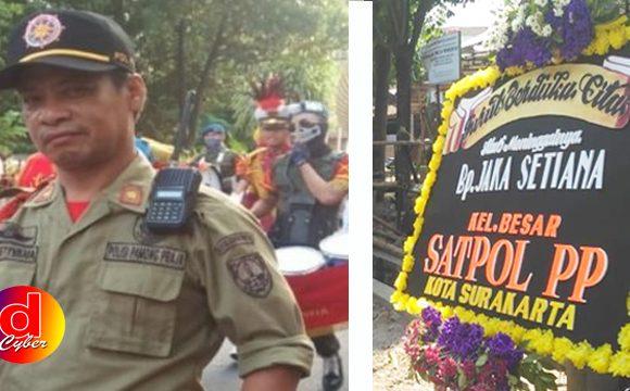Anggota Satpol PP Tewas, Jasadnya Penuh Luka