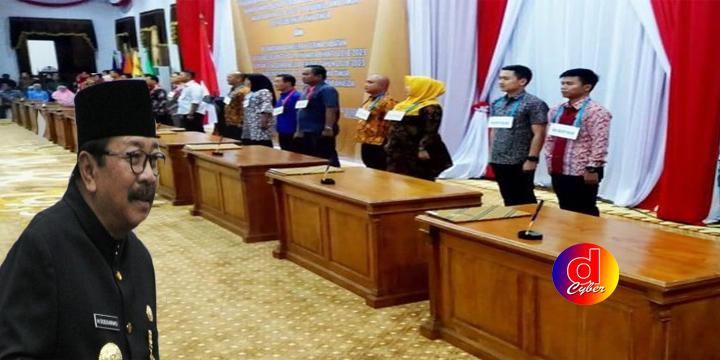 Gubernur Jatim Hari Ini Lantik 12 Kepala Daerah Terpilih