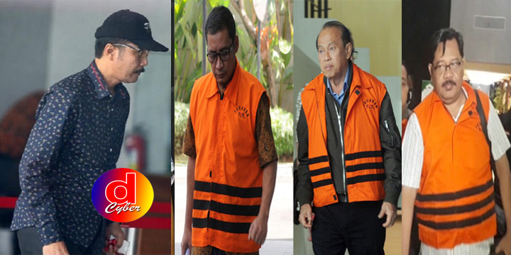 KPK Periksa Ketua DPRD Tulungagung Dan Mulai Bidik Aliran Uang Kasus Suap Bupati
