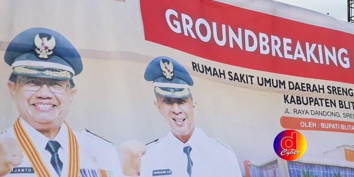 """Pelaksana Pembangunan RSUD Srengat PT Karya Bisa """" Disoal """""""
