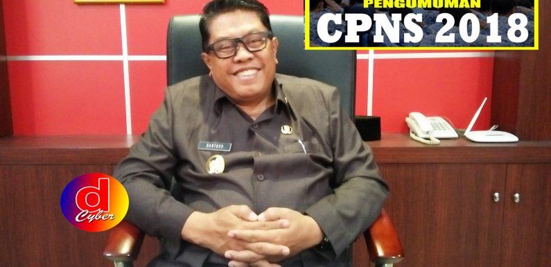 PENGUMUMAN CPNS 2018, PEMKOT BLITAR MENGEKLAIM KUOTA 222