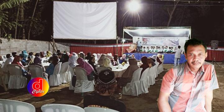LSM GPI Nonbar Film G30 S/PKI Sambil Berikan Santunan Anak Yatim dan Kaum Dhuafa