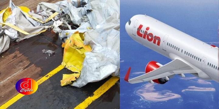 Potongan Tubuh Korban Ditemukan di Lokasi Jatuhnya Lion Air