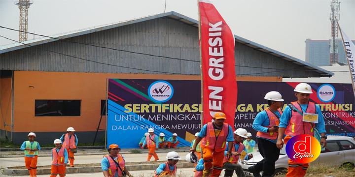 Semen Indonesia Dukung Program Sertifikasi Tenaga Konstruksi  Yang Diselenggarakan Kementerian PUPR