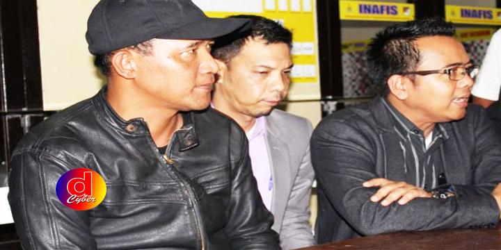 M Sholeh Kuasa Hukum Aktivis Anti Korupsi Blitar Menduga, Polisi PPA Pelapornya