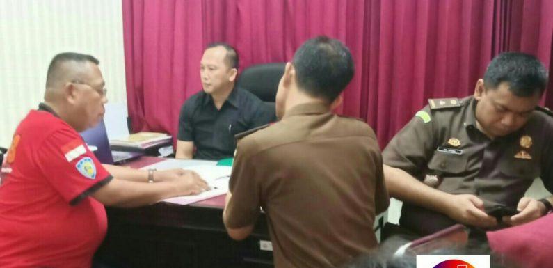 Operasi Tangkap Tangan Camat Kanigoro, Berkas di Limpahkan Kejaksaan