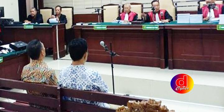 Saksi Sidang Walikota Blitar Menyangkal