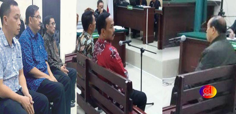 Mantan Wali Kota Blitar Diadili Bersama Bupati Tulungagung Non Aktif, dan Susilo Prabowo Divonis 2 Tahun Penjara
