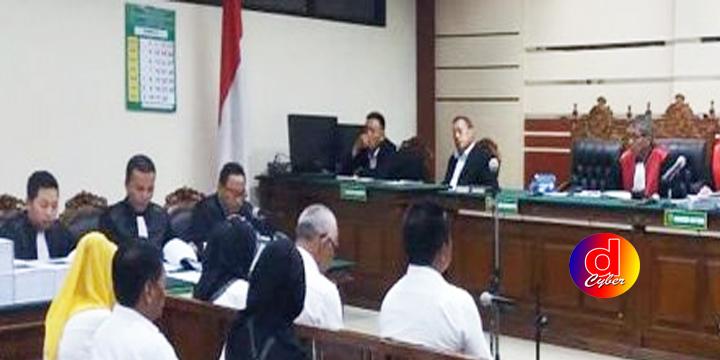 Sidang 18 Anggota DPRD Kota Malang Dituntut Berbeda