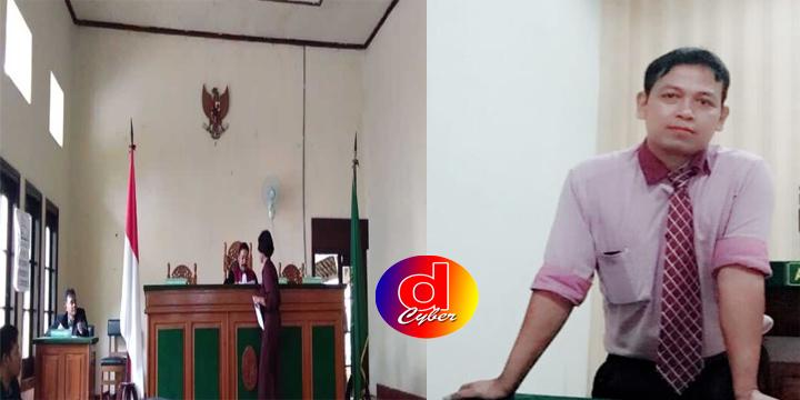 Sidang Lanjutan Praperadilan Tersangka UU ITE Kembali Digelar Pengadilan Negeri Blitar