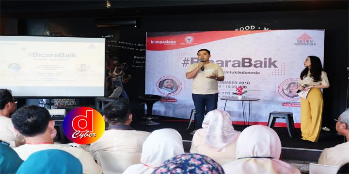 Semen Indonesia Ajak Penggiat Media Sosial Medan Bicara Baik