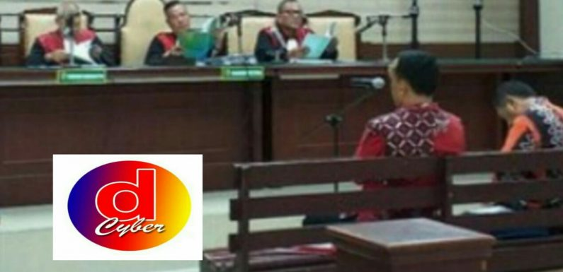 Walikota Blitar Non Aktif Samanhudi Anwar Divonis 5 Tahun