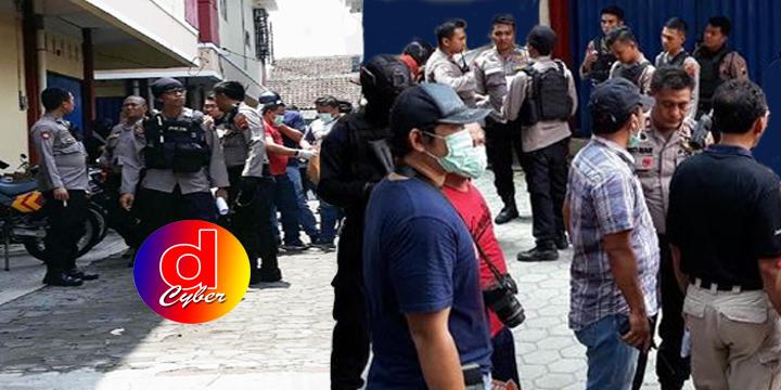 Polisi Gelar Olah TKP Bentrokan Di Solo
