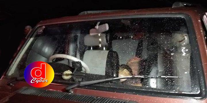 Tewas Dalam Mobil, Diduga Dibunuh