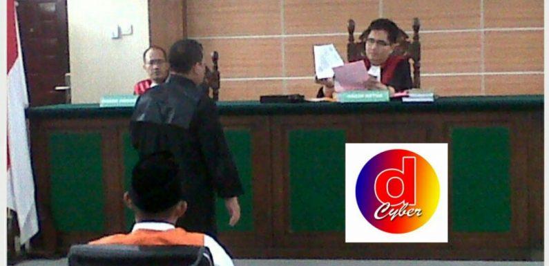 Sidang Kasus ITE : Ahli Pidana JPU Tidak Hadir, PH Terdakwa Kecewa