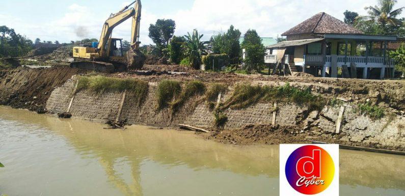Ganti Rugi Lahan Terdampak Sungai Bogel Belum Cair