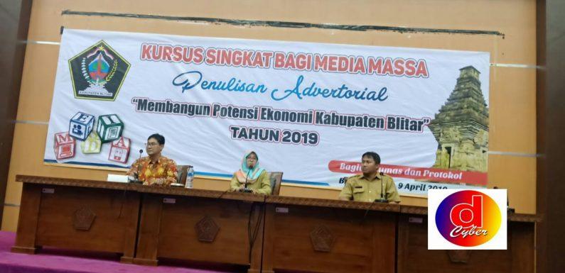 Membangun Potensi Ekonomi Kabupaten Blitar Lewat Advetorial Media Massa