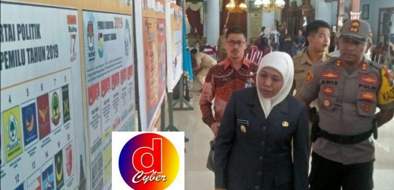 Monitoring Sang Gubenur Demi Persiapan Pemilu Dan Instruksi Bupati