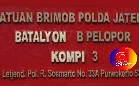 Pelaku Penembakan Mako Brimob Purwokerto Belum Terungkap