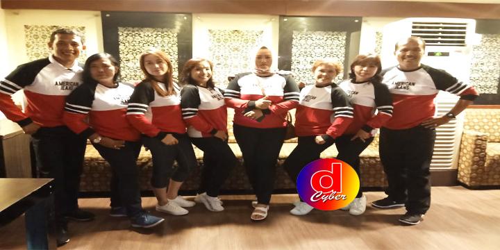 YANTO Fans Club Dancer Ikut Ramaikan Koes Plusan Di Hotel Asia Solo