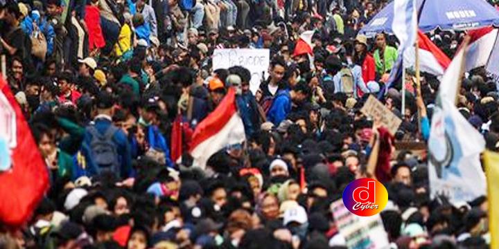 DPR-Pemerintah Klaim Tuntutan Mahasiswa Dipenuhi