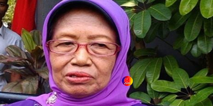 Ibunda Jokowi Meninggal Dunia