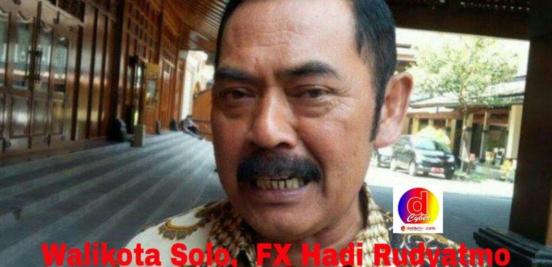 Solo Tetapkan KLB Corona, Walikota Liburkan SD-SMP