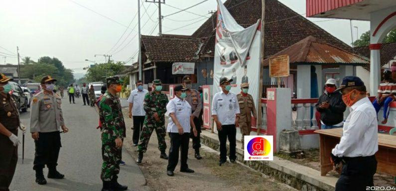 Peluncuran Perdana    Bansos Dampak Covid 19 Kabupaten Blitar