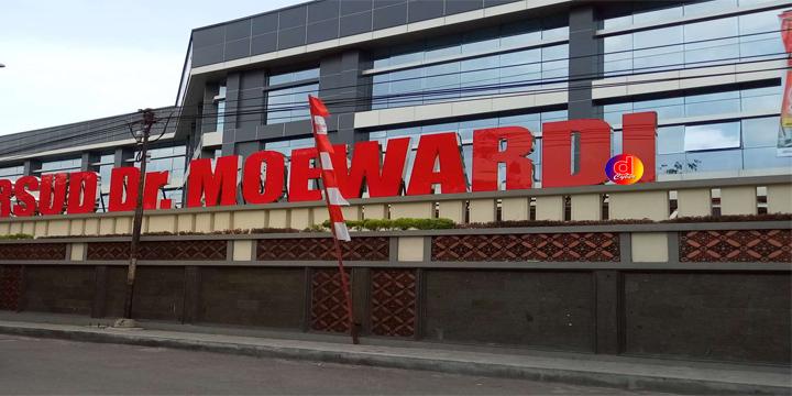 Dua Tenaga Kesehatan RS Moewardi Solo Terpapar Virus Corona