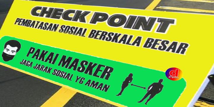PSBB Surabaya Jilid 2, Terapkan Sanksi Tegas