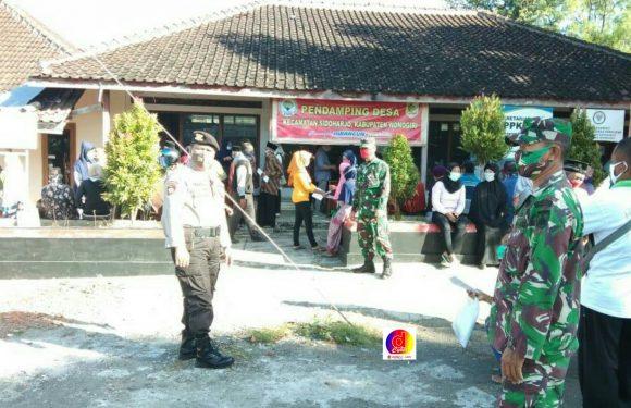 Penyaluran BLT Tahap II Kecamatan Sidoharjo Sesuai Jadwal
