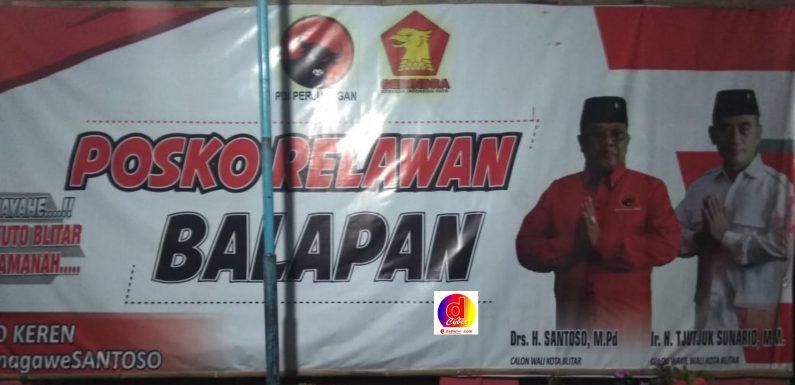Lagi Posko Relawan Satrio Keren Dibuka