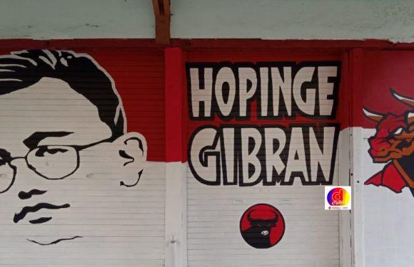 Relawan HOPINGE GIBRAN : Saatnya Solo Miliki Walikota Milenial