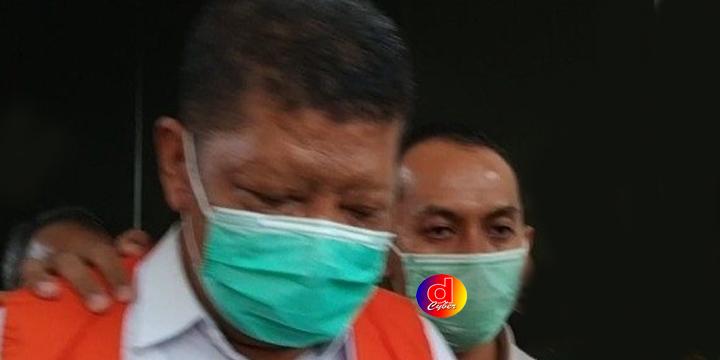 Terjerat Kasus Normalisasi Sungai, Kadisperindag Kabupaten Mojokerto Dijebloskan Penjara