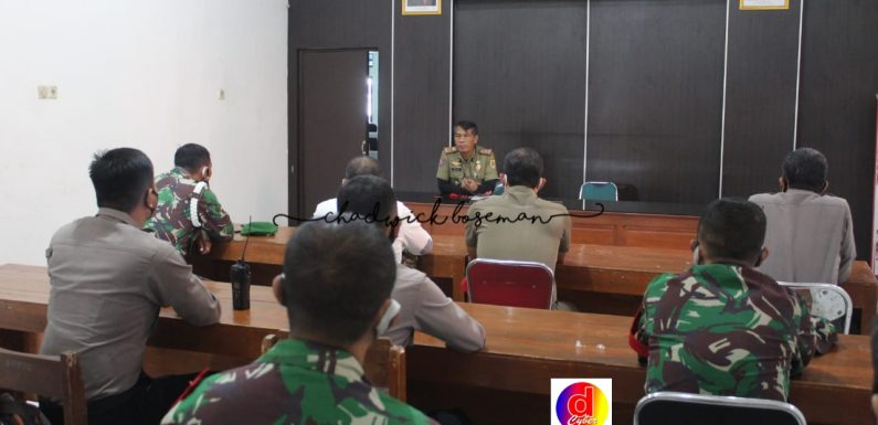 Penegakan Hukum Protokol Kesehatan Di Wilayah Kabupaten Wonogiri Akan Digelar Secara Bergantian