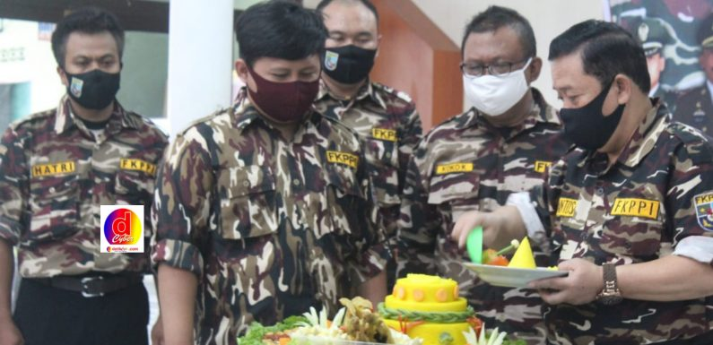 HUT FKPPI Ke-42  Dihadiri Wakil Bupati Wonogiri