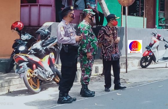 Sinergisitas 3 Pilar Kecamatan Jatisrono Dalam Memutus Rantai Penyebaran Covid-19